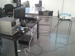 Live video stream setup for #SOMeetup in Milan. | by ildella_it