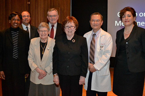 School of Medicine's Founding Faculty Members Honored | by UConn Today