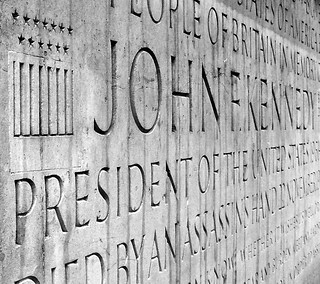 Kennedy Memorial | by psi~