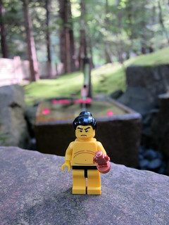 LEGO Collectible Minifigures Series 3 : Sumo Wrestler | by wiredforlego