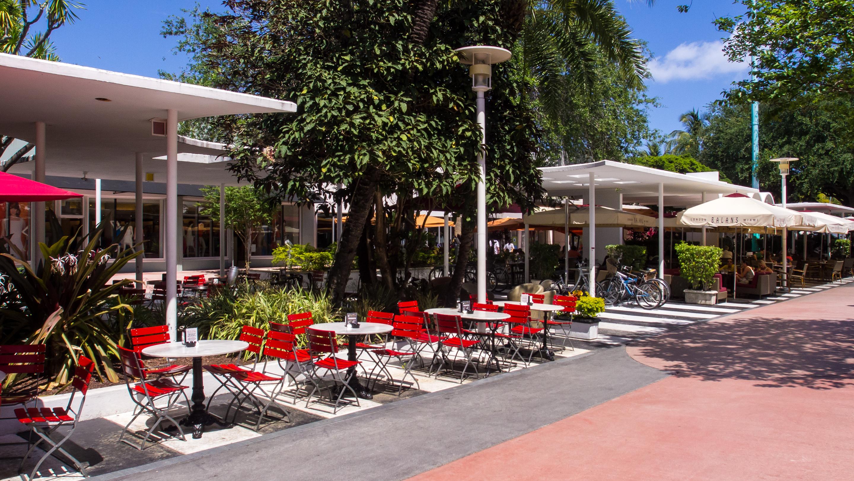 Lincoln Road Mall, Miami