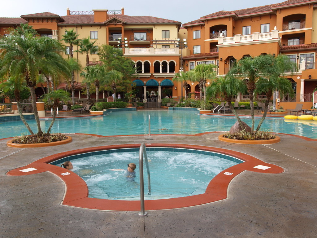 Wyndham Bonnet Creek Resort, Disney World Resort