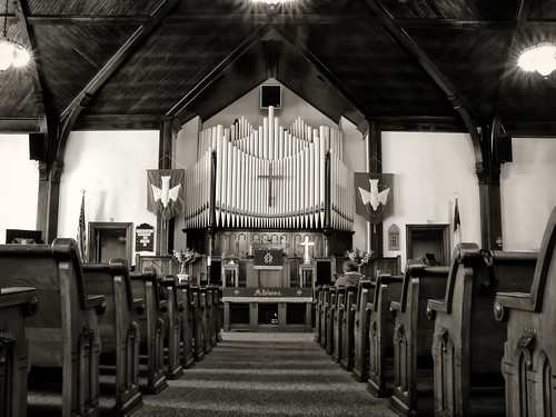 Logans Ferry United Presbyterian Church | by G.Sprague1