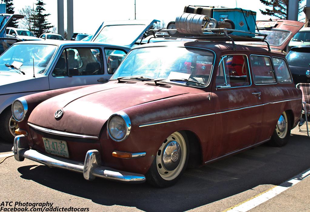 Volkswagen 1600 Squareback | An uncommon VW 1600 Squareback … | Flickr