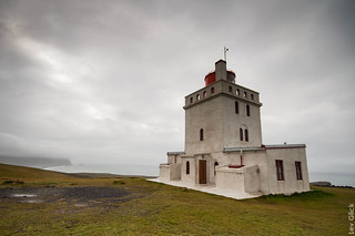 Dyrhólaey lighthouse, Iceland | by lev.glick
