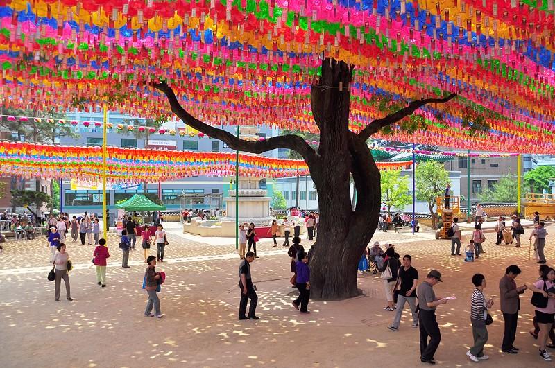 Jogyesa Temple, Seoul