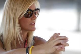 Ryan hunter reay 39 s wife indianapolis motor speedway flickr for Indianapolis motor speedway com