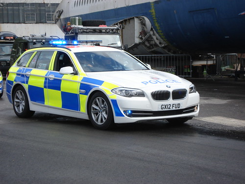 Surrey Police BMW | by dadwoowar