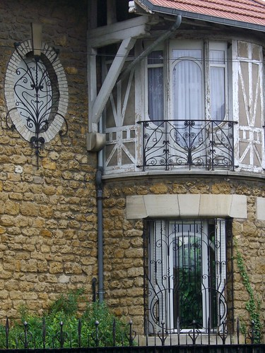 Villa Marguerite (1905) - 3 rue du colonel Renard, Nancy (54) | by Yvette G.