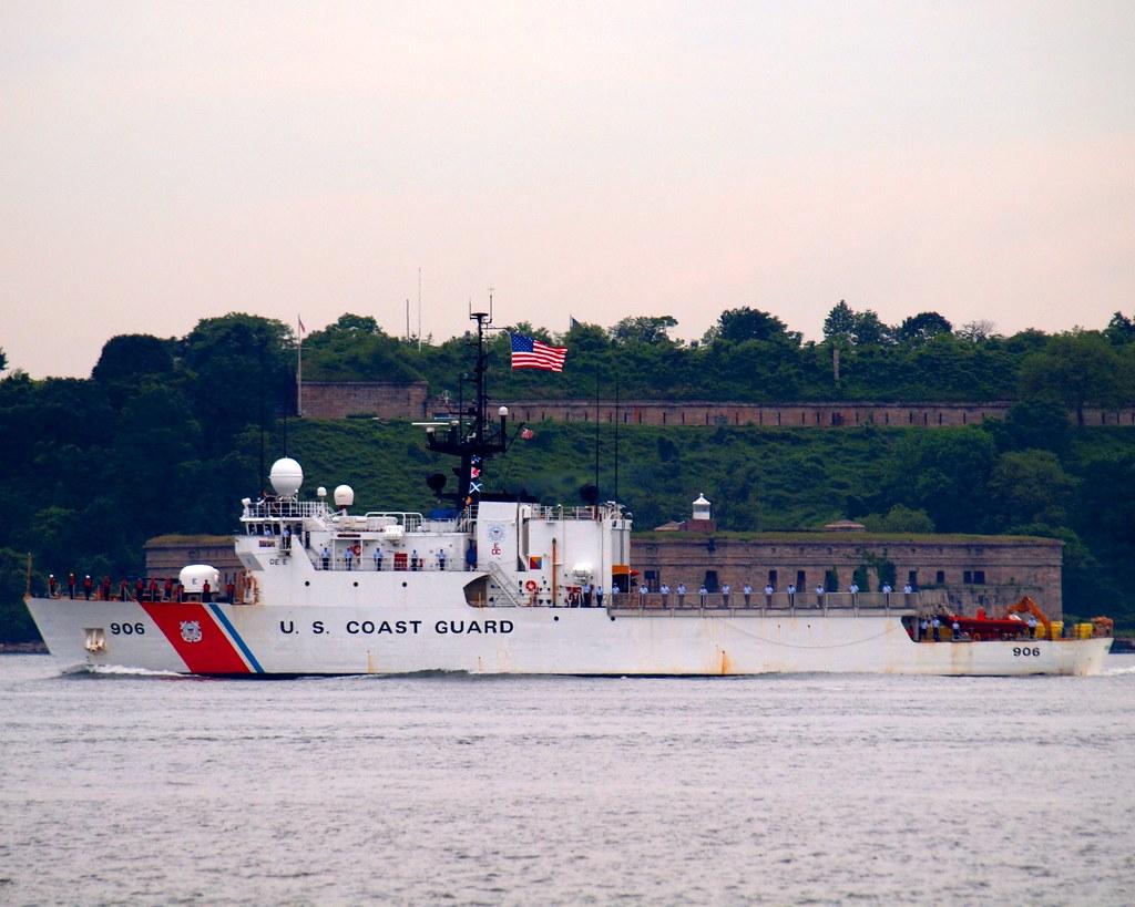 U S Coast Guard Cutter Staten Island