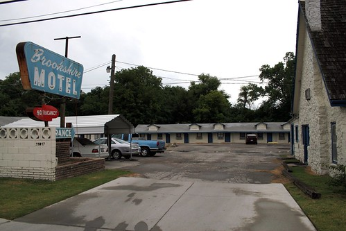 brookshire motel | by Exquisitely Bored in Nacogdoches