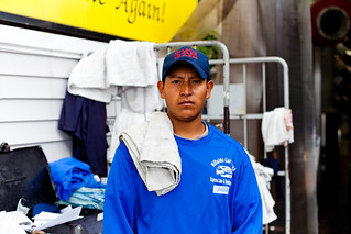 A Glimpse of Car Wash Workers | by Jorge Quinteros