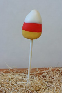 Candy Corn Cake Pop | by Sweet Lauren Cakes