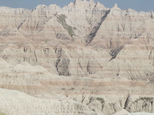 Rock Layers in the Badlands | by trenttsd