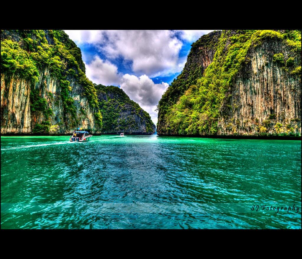 Thajsko ostrovy phuket
