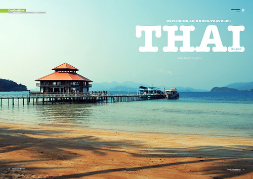 Exploring an Under-Traveled Thai Island - Ko Chang, Thailand | by Colin Roohan