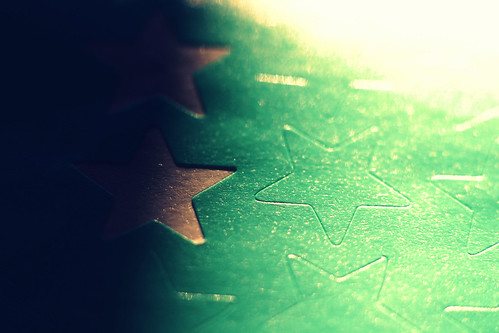 2 green stars for you | by Emma O'Shea