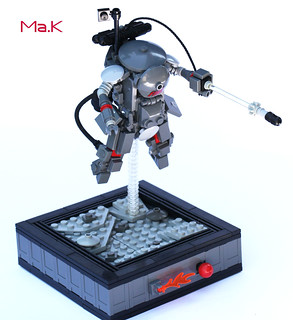 Ma.k Fireball Dio | by CaptainInfinity