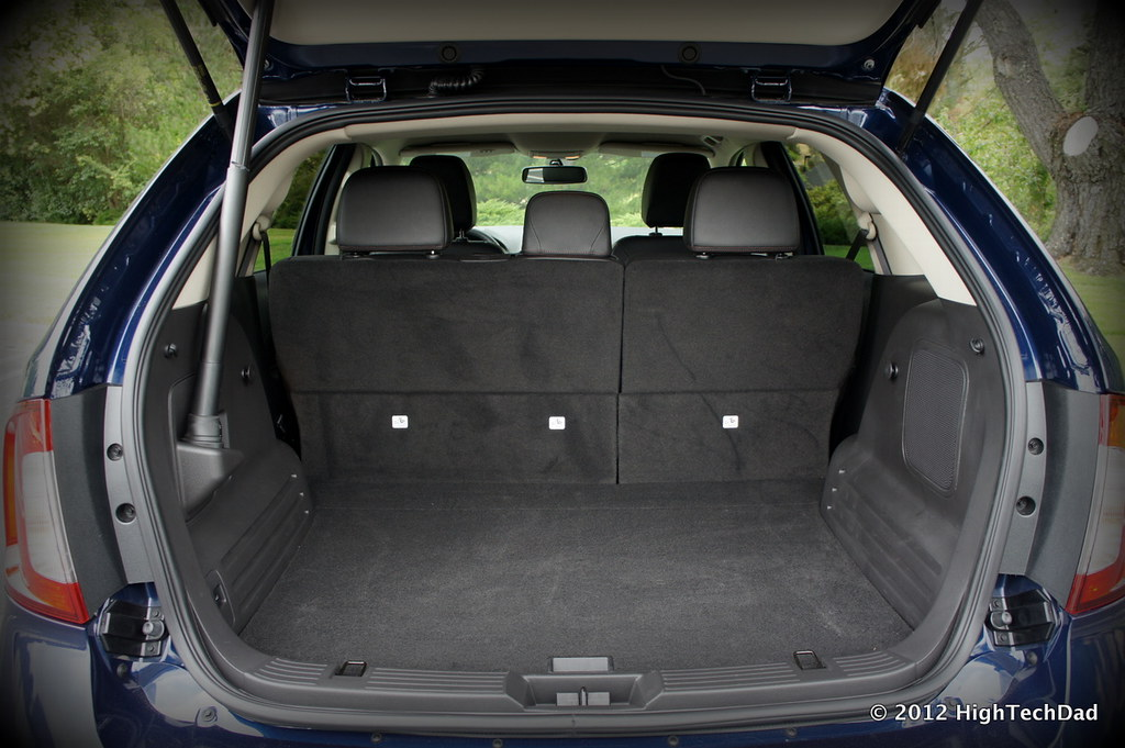 Hatchback Cargo Space  Ford Edge By Hightechdad