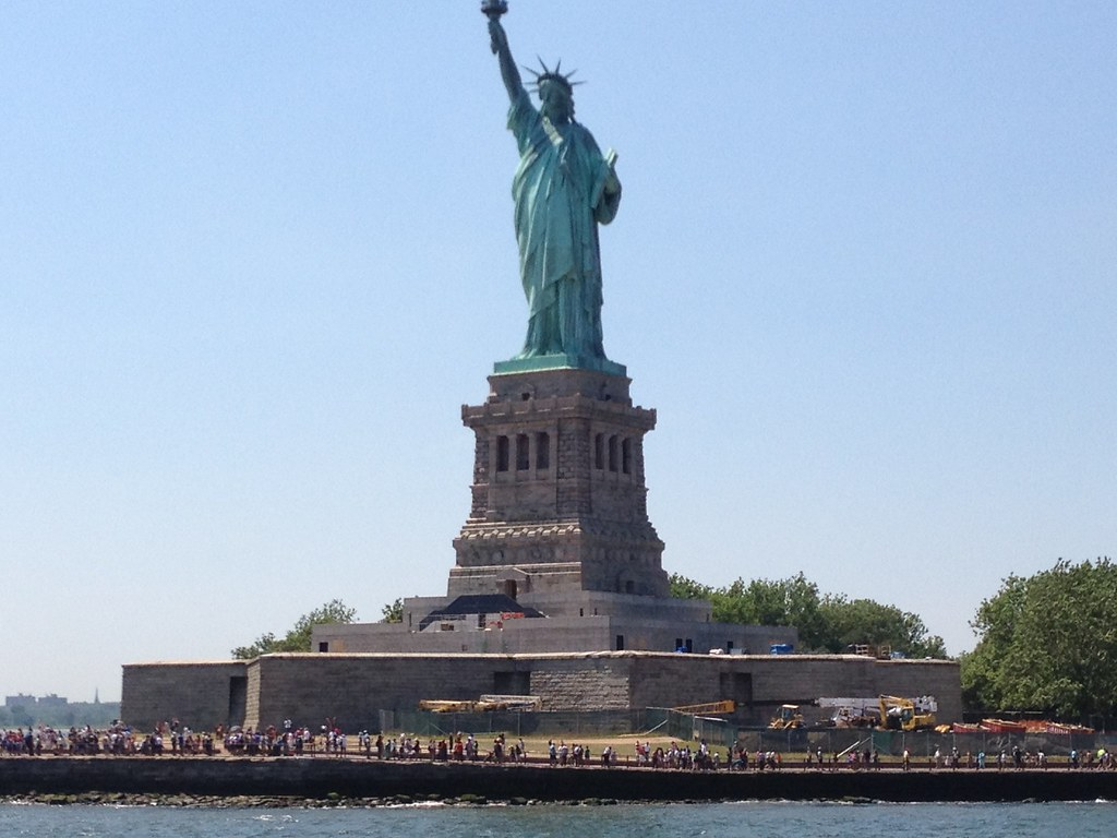 Statue Of Liberty Tour Free