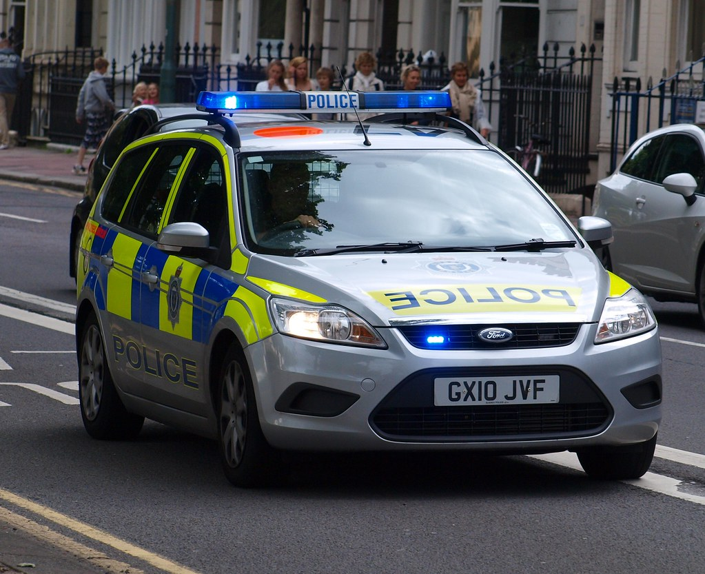 New Ford Car >> Sussex Police, Ford Focus, Response Car, GX10 JVF | Seen res… | Flickr