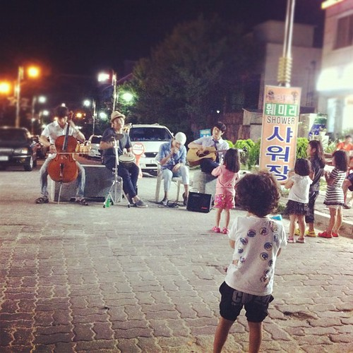 Korean street band whose music children love to sing and dance to... Why yes, I do believe in love at first sight ;) | by Missy Creed