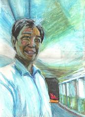 JKPP #11 Larry H. Kang / Heanu Kang by scr1bbl3s
