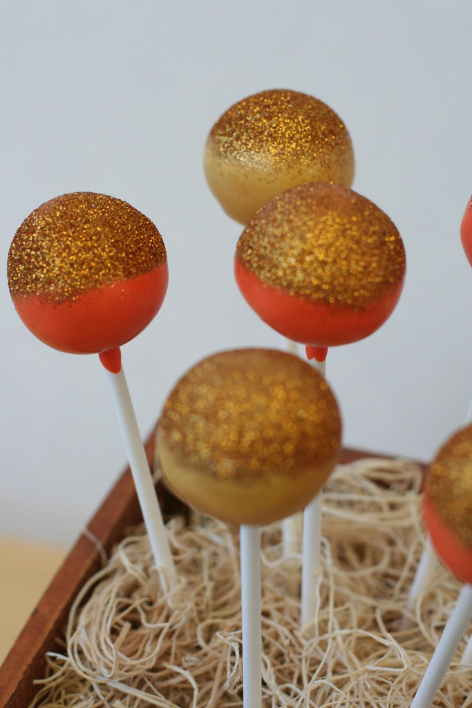 Moroccan Cake Pops