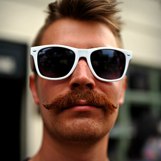 The Best Stache at the Fest | by Viewminder