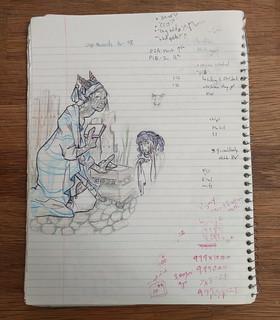 Cisco era sketches