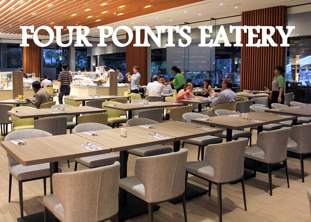 Four Points By Sheraton Romantic Riverview Dining