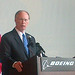 Alabama governor speaks at Boeing Huntsville 50th anniversary event
