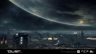 How Dynamic Battlefields Take Shape In DUST 514 | by PlayStation Europe