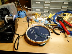 Wiring up Taurus II by metalmindcircuits