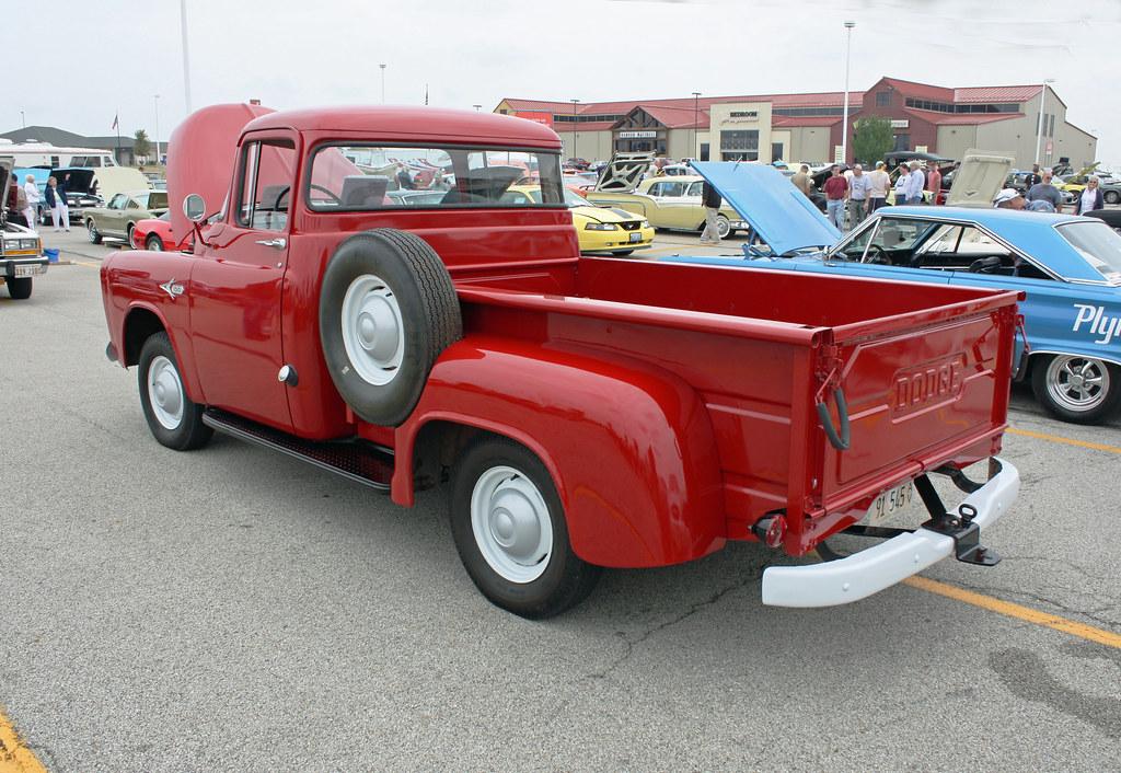 Half Ton Truck >> 1957 Dodge K-Series D100 Half-Ton Pickup Truck (4 of 5) | Flickr