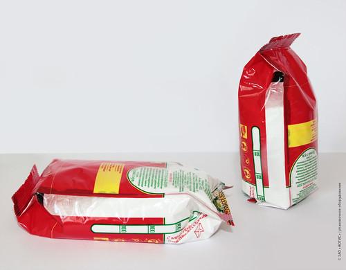 Упаковка формы Гассет