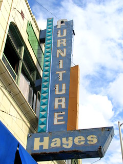 Hayes Furniture neon sign | by SeeMidTN.com (aka Brent)