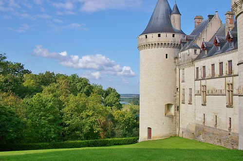 Chateau Chaumont from the side, showing the open view | by mmdurango