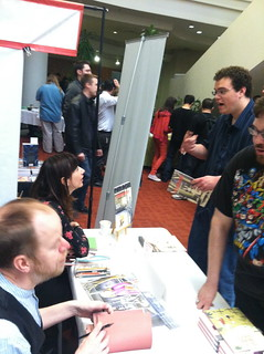 Toronto Comic Arts Festival, 2012 | by fantagraphics