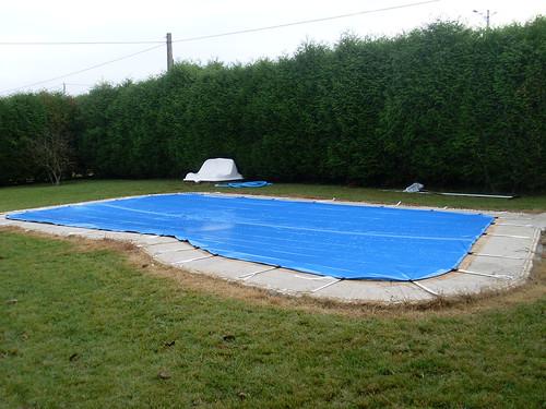Cobertor invierno viena gran resistencia tejido de poli s flickr - Cobertor piscina invierno ...