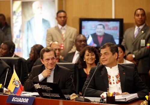 Xi cumbre del alba tcp caracas venezuela 04 feb 2012 flickr for Ministerio relaciones exteriores ecuador