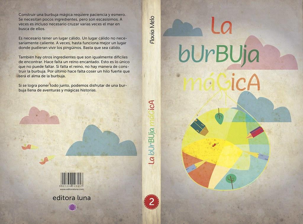 Ejecicio de diseño editorial - cuentos infantiles   Flavia Melo   Flickr