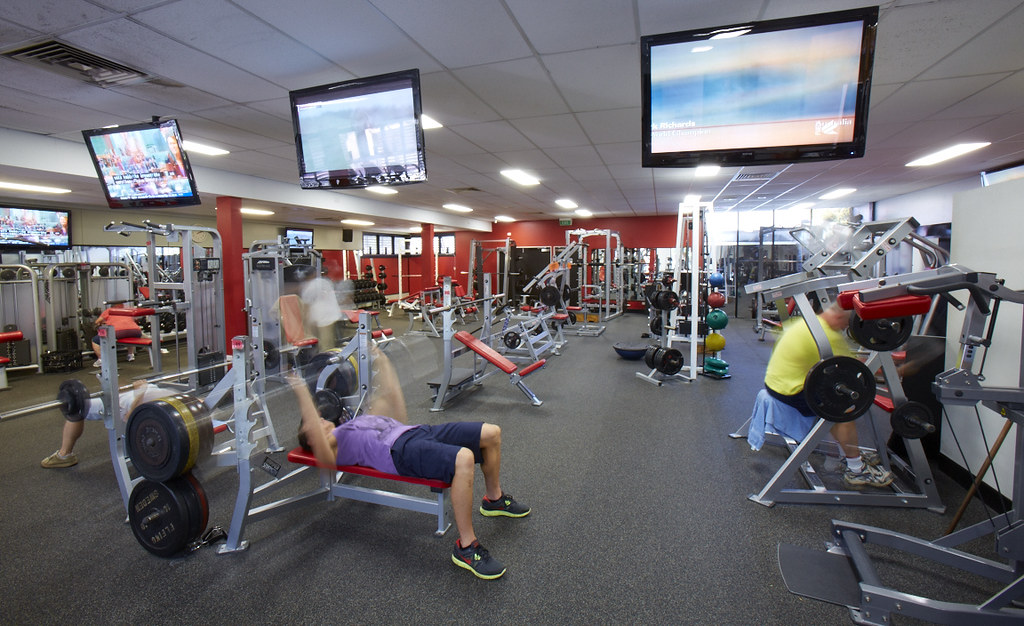 Hibiscus Sports Complex Gym Resistance Machines And Free