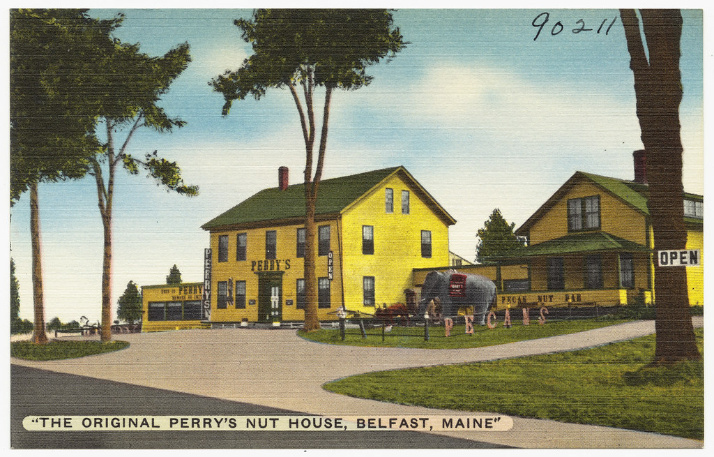 The Original Perry 39 S Nut House Belfast Maine File