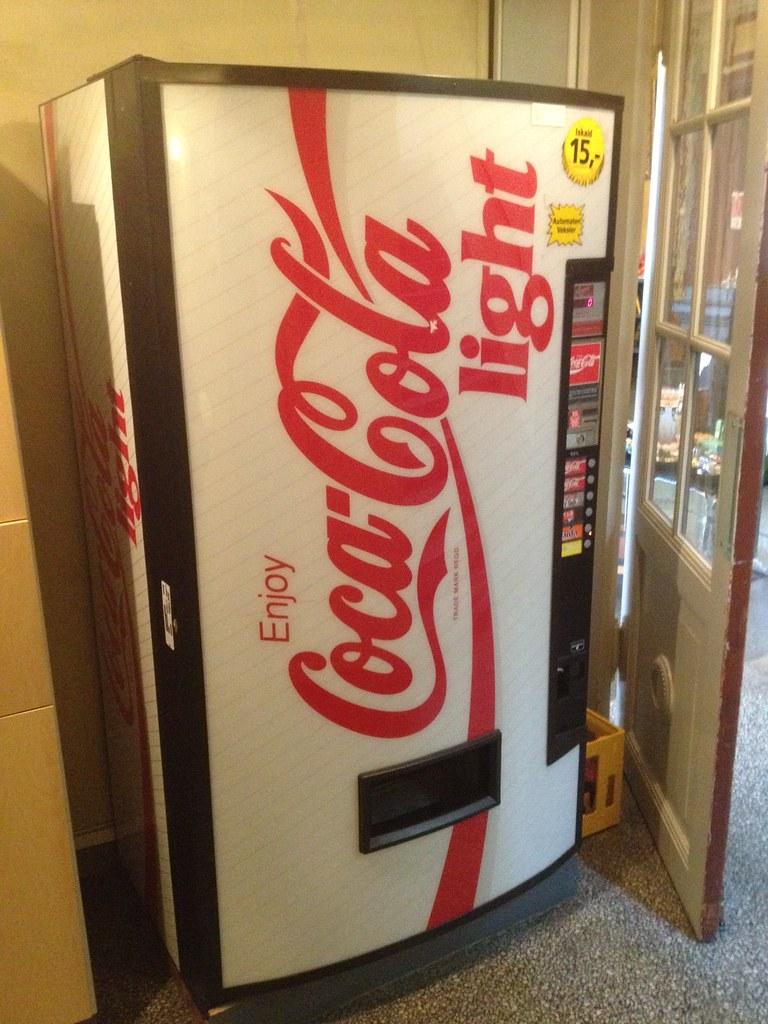 Coca cola light - 1 9