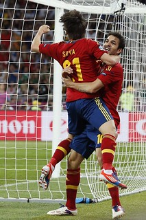 Spanyol vs Italia | by Catatan Bola Photo Gallery