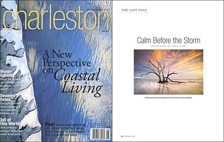 Charleston Magazine - Last Page Feature | by Dave Allen Photography