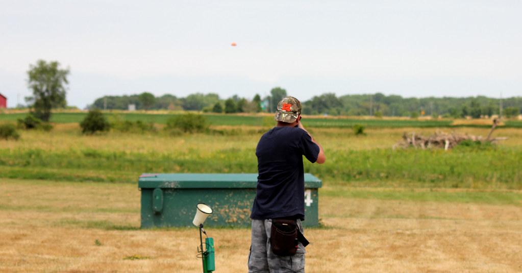 Consider, that Amateur trap shooting