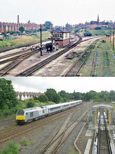 Tyseley South Then and Now | by BarkingBill
