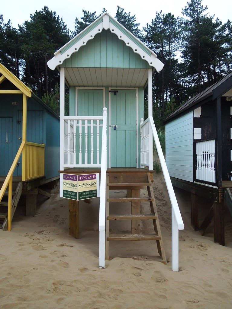 Wells Beach Huts For Sale